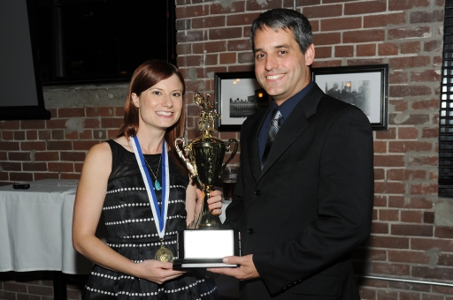 2013 Toronto Central Blues - Best and Fairest Award