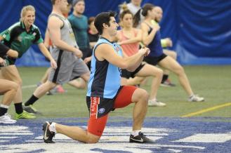 2014 Team Canada Training