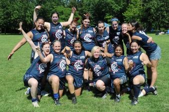2013 Toronto Central Blues (Women)
