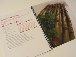 Balsamic Dill Asparagus