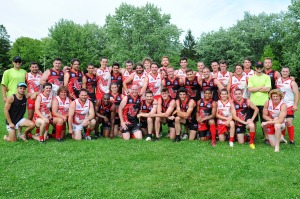 2014 Canada Day Match Northwind vs AFL Ontario All Stars 064
