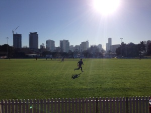 Port Melbourne Grounds